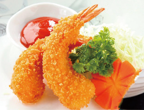 Shrimp-Litopenaeus vannamei